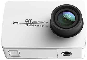 YI Action Camera 4K Video