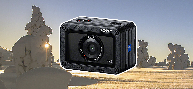 Sony RX0 Action Camera