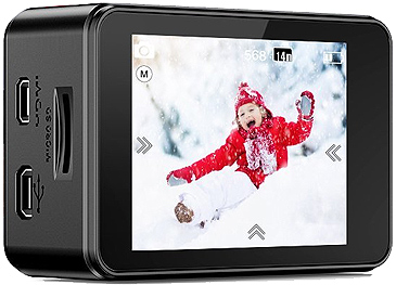 Full Review: DBPOWER EX7000 2K Action Cam
